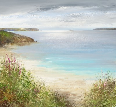 Tranquil Colours at Daymer Beach