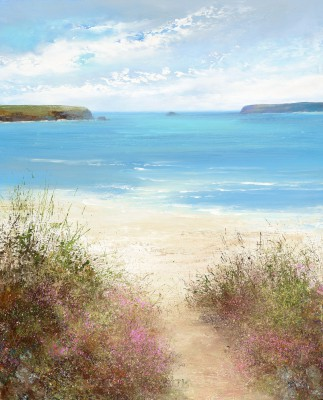 Path Down to the Beach, Daymer Bay