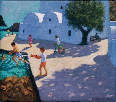 The Water Pistol, Sifnos