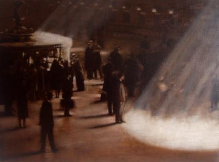 Irish Artist Brian SMYTH - Shafts Of Light