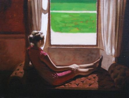 Irish Artist Brian SMYTH - In My Place
