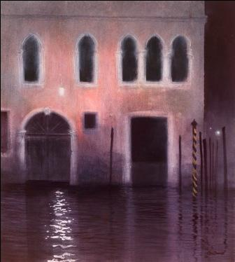 Venice Nocturne Number Three