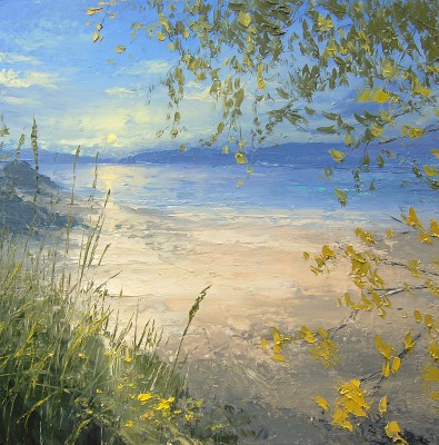 Irish Artist Colin CARRUTHERS - Morar