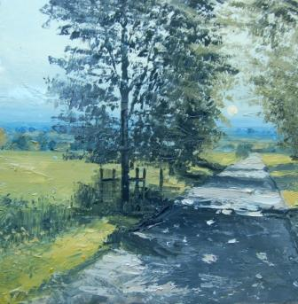 Colin CARRUTHERS - High Summer, The Cotswolds