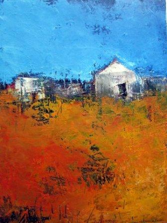 Irish Artist Cormac O'LEARY - High Summer