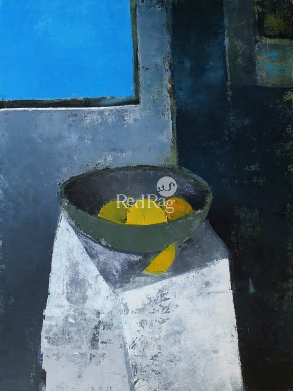 Cormac O'LEARY - Winter Night Still Life