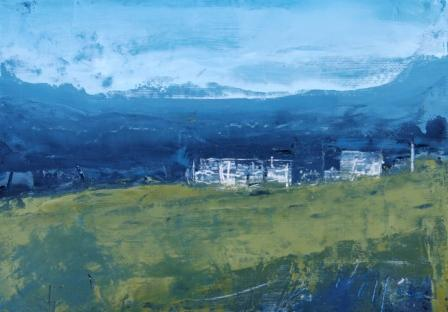 Glenade I painting by artist Cormac O'LEARY