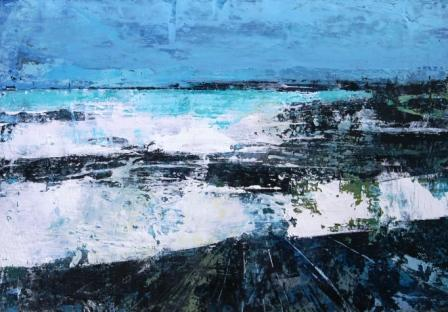 Irish Artist Cormac O'LEARY - After the Storm I
