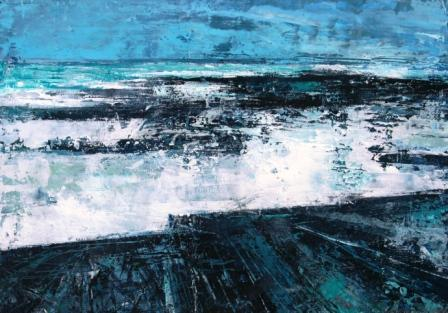 Irish Artist Cormac O'LEARY - After the Storm II
