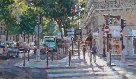 Summer Light, Paris