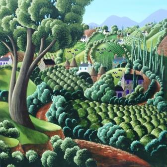 George CALLAGHAN - Kentish Tapestry