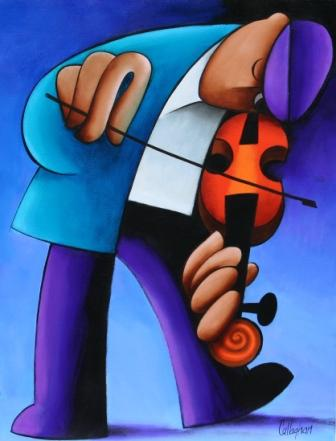 George CALLAGHAN - Violin Man