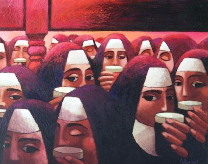 George CALLAGHAN - All Bar Nun