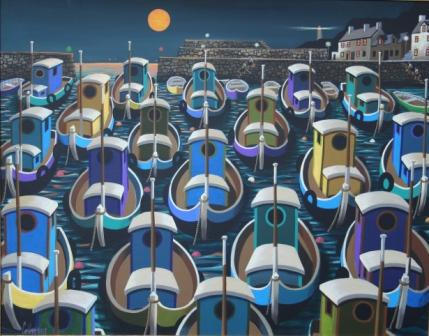 George CALLAGHAN - In For the Night