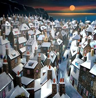 George CALLAGHAN - Robin Hoods Bay