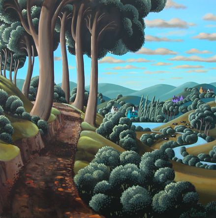 George CALLAGHAN - Past the Beeches