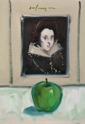 Antonia and the Green Apple