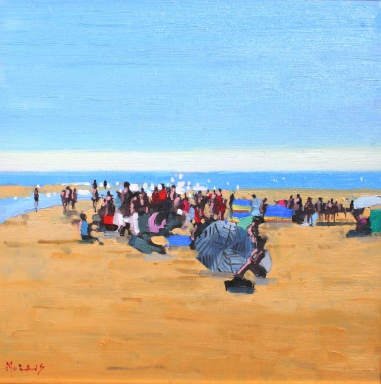 John MORRIS - On Ballybunion Beach
