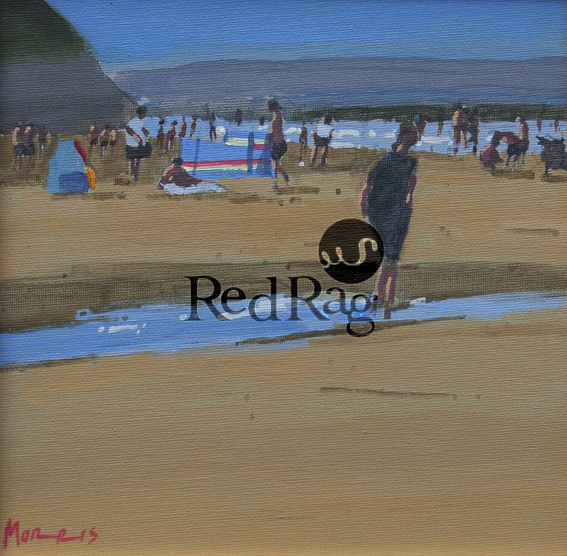 John MORRIS - July, Ballybunion
