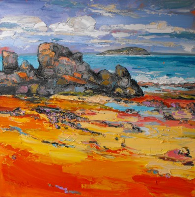 Low Tide, North Berwick