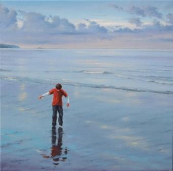 Irish Artist Laurence O'TOOLE - Before The Teenager Arrived