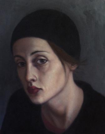 Irish Artist Radek ROLA - Miss Doyle