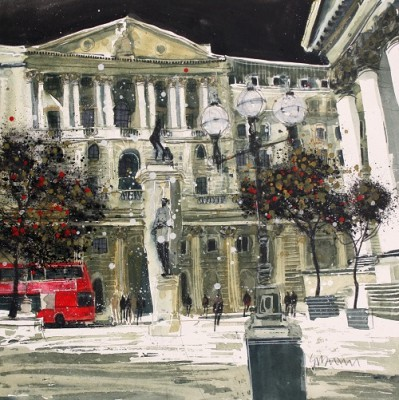 Threadneedle Street - London