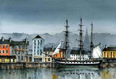 Dunbrody Tall Ship, New Ross