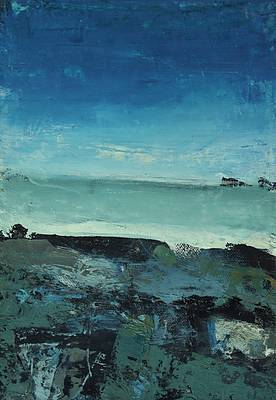Irish Artist Cormac O'LEARY - Raughley Coast