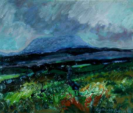 Robert LEE-WADE - Muckish Mt, Donegal, Eire