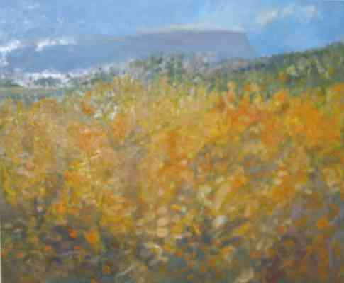 Robert LEE-WADE - Gorse under Benbulben